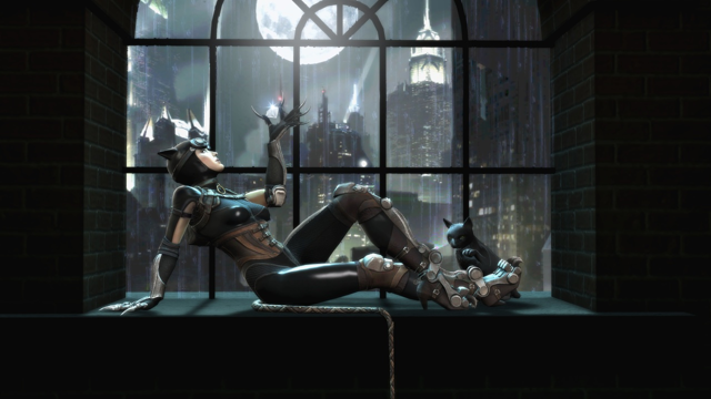 インジャスティス:神々(ヒーロー)の激突 ゲーム画面6
