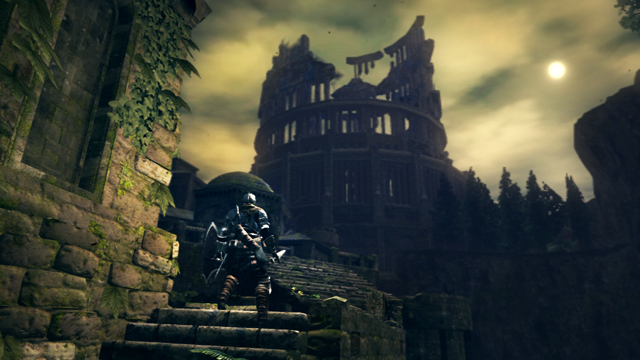 DARK SOULS with ARTORIAS OF THE ABYSS EDITION ゲーム画面2