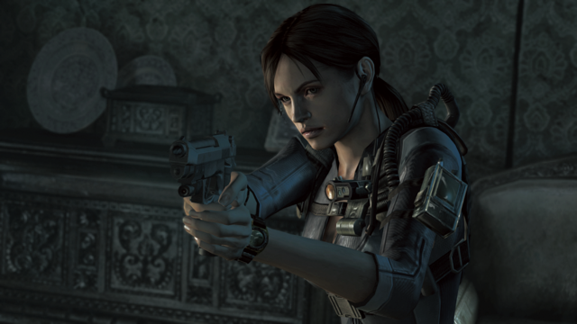 BIOHAZARD REVELATIONS UNVEILED EDITION ゲーム画面1