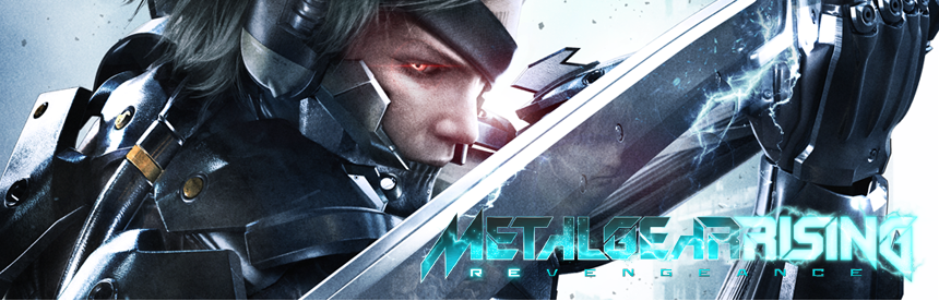 METAL GEAR RISING REVENGEANCE バナー画像