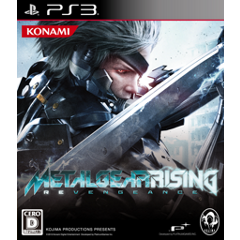 METAL GEAR RISING REVENGEANCE ジャケット画像