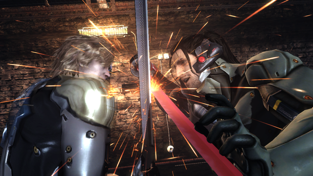METAL GEAR RISING REVENGEANCE ゲーム画面2