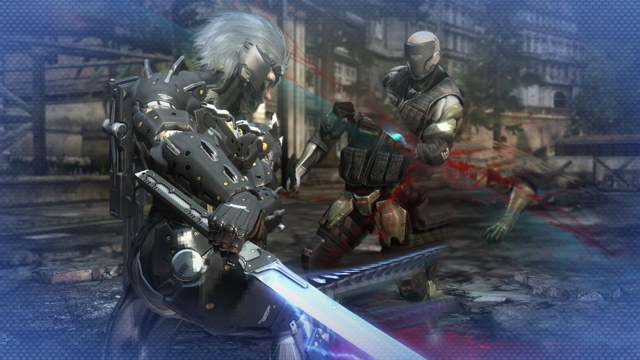 METAL GEAR RISING REVENGEANCE ゲーム画面5