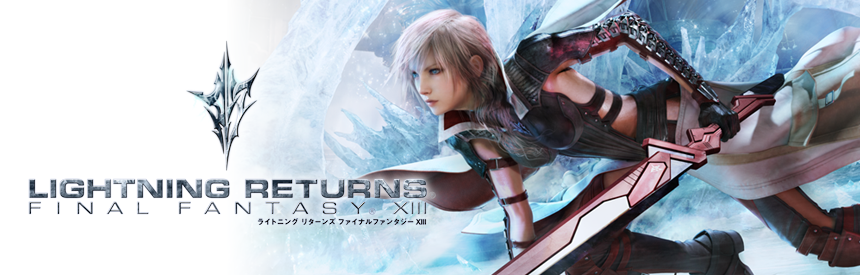 LIGHTNING RETURNS : FINAL FANTASY XIII バナー画像