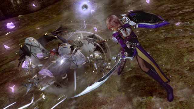 LIGHTNING RETURNS : FINAL FANTASY XIII ゲーム画面1