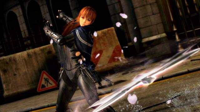 NINJA GAIDEN 3: Razor's Edge ゲーム画面5