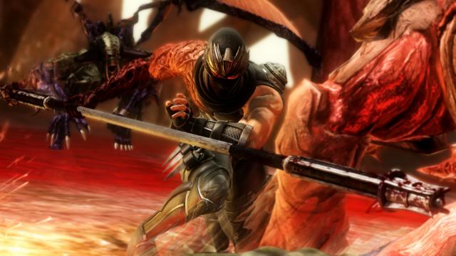 NINJA GAIDEN 3: Razor's Edge ゲーム画面8