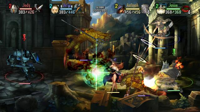 ドラゴンズクラウン ゲーム画面4