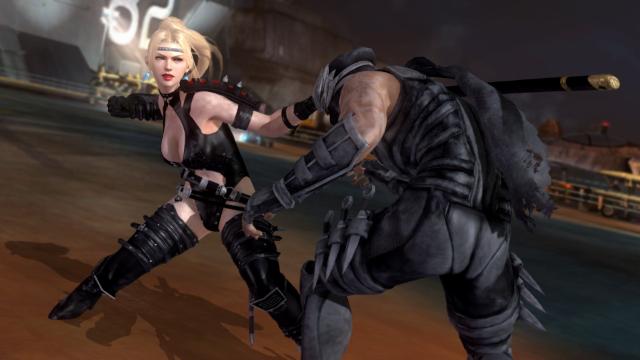 DEAD OR ALIVE 5 Ultimate ゲーム画面4