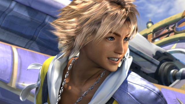 FINAL FANTASY X/X-2 HD Remaster ゲーム画面1