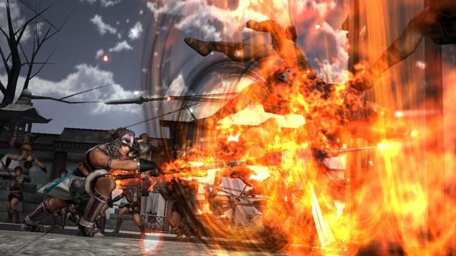 戦国無双4 ゲーム画面7