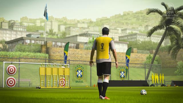 2014 FIFA World Cup Brazil ゲーム画面5
