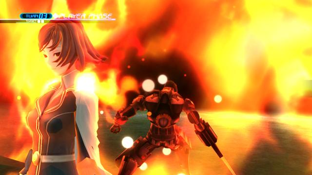 LOST DIMENSION ゲーム画面5