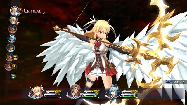 英雄伝説 閃の軌跡II ゲーム画面7