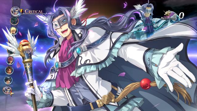 英雄伝説 閃の軌跡II ゲーム画面8