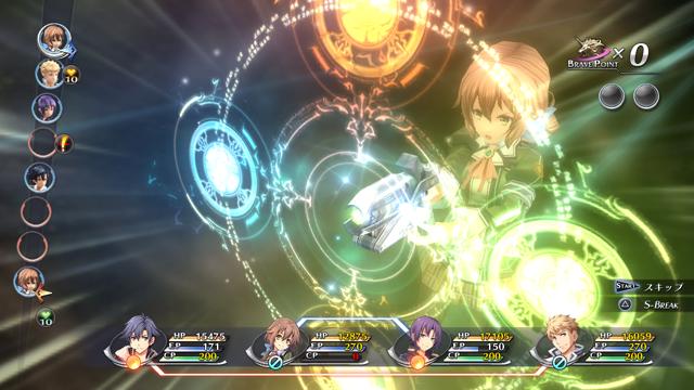 英雄伝説 閃の軌跡II ゲーム画面9