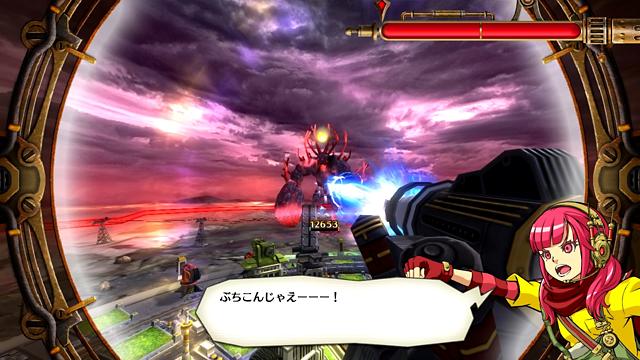 絶対迎撃ウォーズ ゲーム画面4