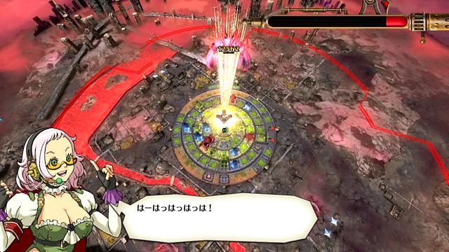 絶対迎撃ウォーズ ゲーム画面8