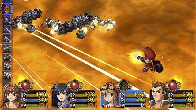 英雄伝説 空の軌跡FC:改 HD EDITION ゲーム画面3