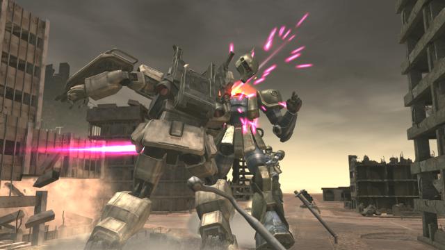 機動戦士ガンダム Target in Sight ゲーム画面2