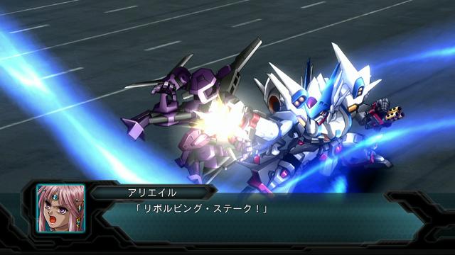 第2次スーパーロボット大戦OG ゲーム画面5