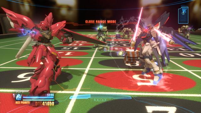 ガンダムブレイカー ゲーム画面4