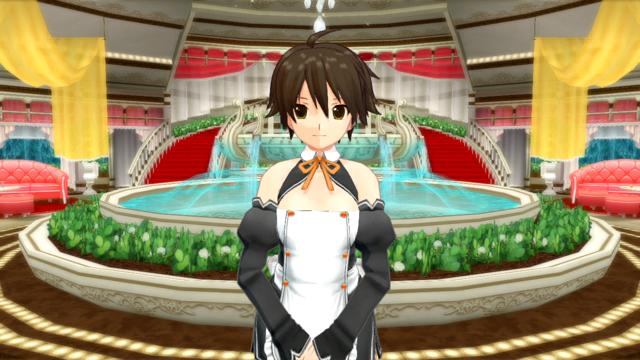 ドリームクラブZERO Special Edipyon! ゲーム画面1