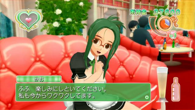 ドリームクラブZERO Special Edipyon! ゲーム画面2