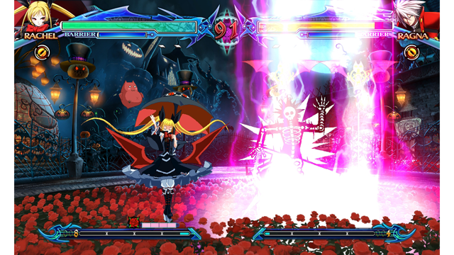 BLAZBLUE CHRONOPHANTASMA PlayStation®3 the Best ゲーム画面5
