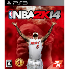 NBA 2K14 ジャケット画像