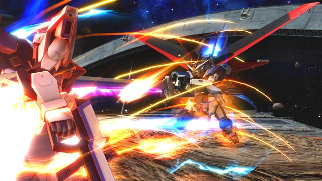 機動戦士ガンダム EXTREME VS. FULL BOOST PlayStation®3 the Best ゲーム画面2