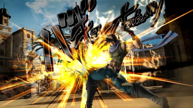 Jスターズ ビクトリーバーサス ゲーム画面3