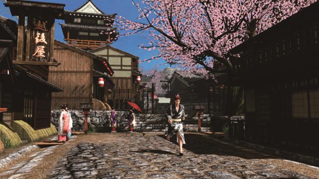 憂世ノ志士 ゲーム画面9