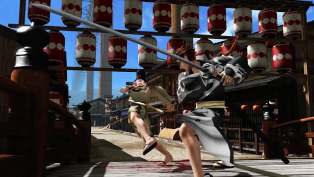 憂世ノ志士 ゲーム画面10
