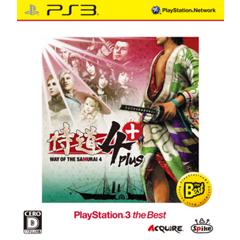 侍道4plus PlayStation®3 the Best ジャケット画像