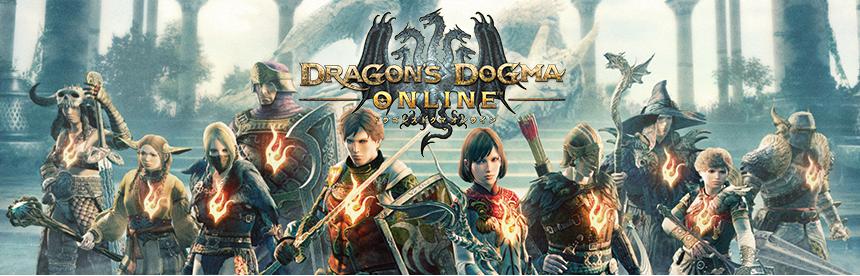 Dragon's Dogma Online バナー画像