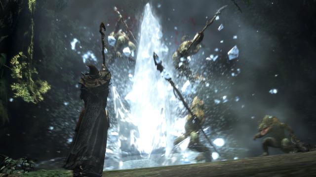 Dragon's Dogma Online ゲーム画面4