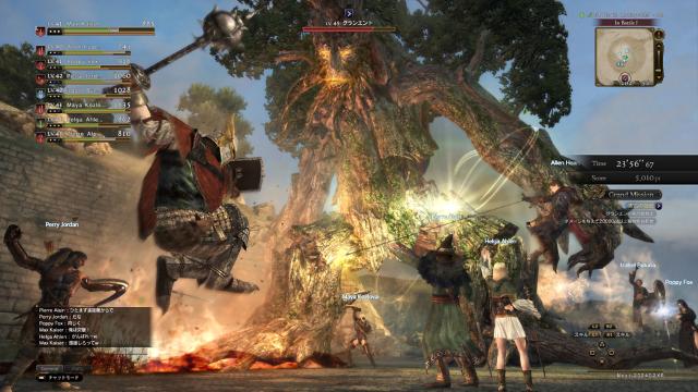 Dragon's Dogma Online ゲーム画面5