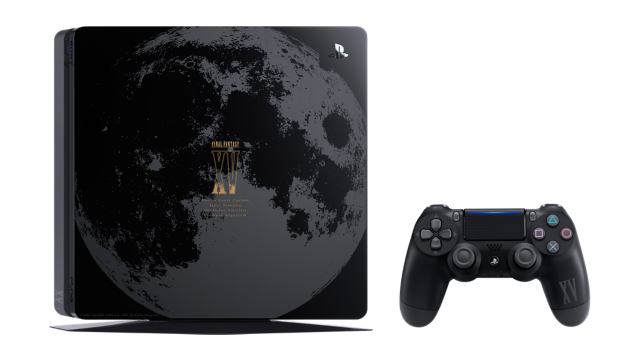 PlayStation®4 FINAL FANTASY XV LUNA EDITION