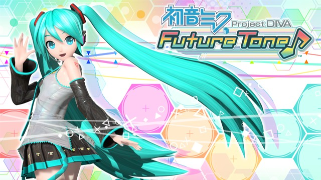 『初音ミク Project DIVA Future Tone』