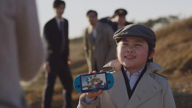 TVCM「子ども刑事」篇