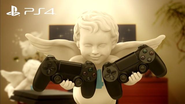 PS4 CM「PS4ゲットチャンス!」篇