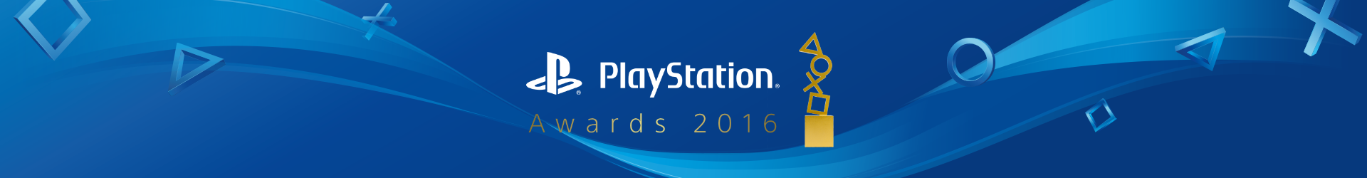 PlayStation Award 2016