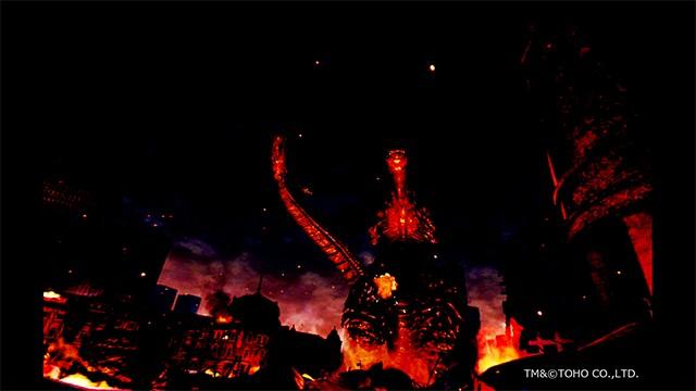 『シン・ゴジラ』スペシャルデモコンテンツ for PlayStation®VR