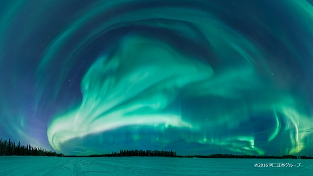NORTHERN LIGHTS 極北の夜空に輝く 光の物語