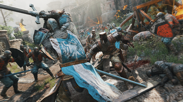 For Honor ゲーム画面1
