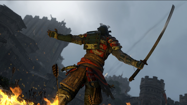 For Honor ゲーム画面3
