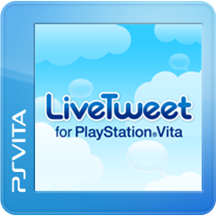 LiveTweet for PlayStation®Vita ジャケット画像