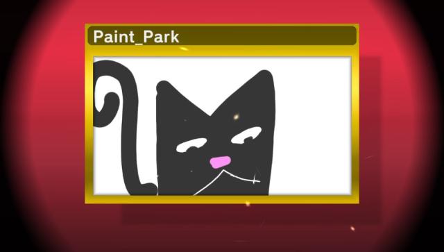 ペイントパーク ゲーム画面7
