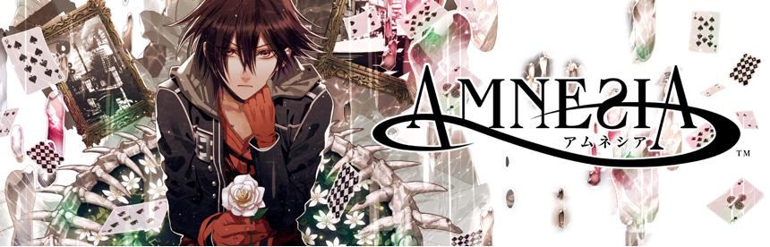 AMNESIA V Edition バナー画像